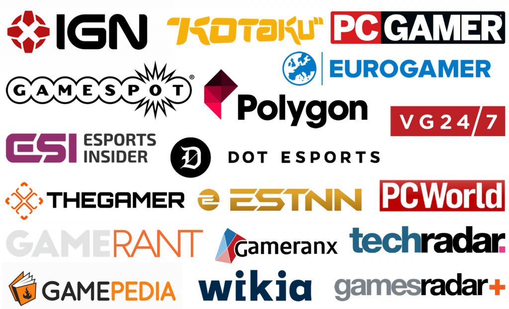 Esports and Gaming Websites